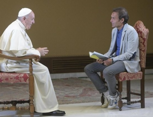 Ascoltiamo Papa Francesco