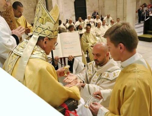 L'intervista a Padre Vito Logoteto nuovo sacerdote agostiniano