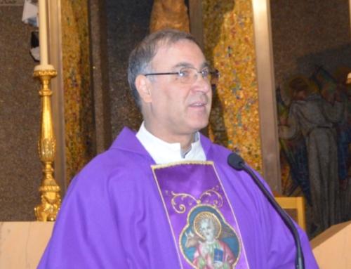 Padre Luciano De Michieli,