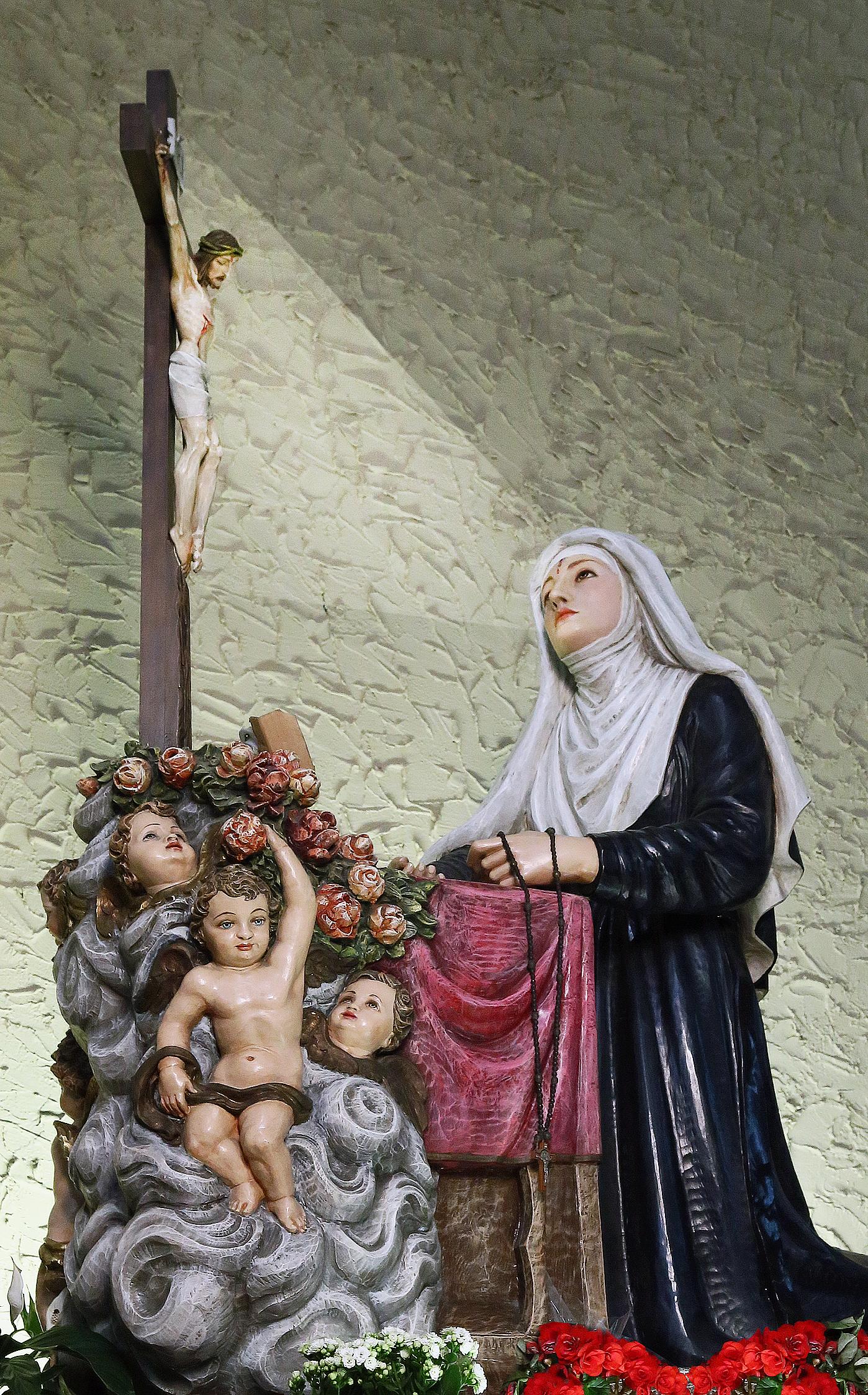 Santa Rita Giorno Calendario.Supplica A Santa Rita Santuario Santa Rita Da Cascia