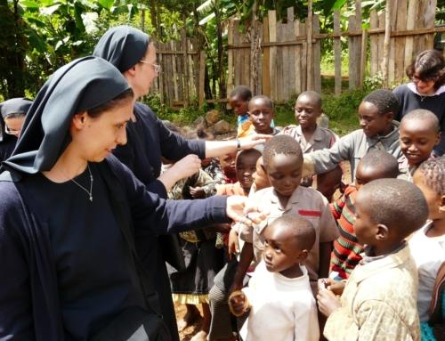Andate in tutto il mondo e predicate il Vangelo