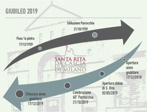 Ritae Dicatum 9-18 dic. 2018
