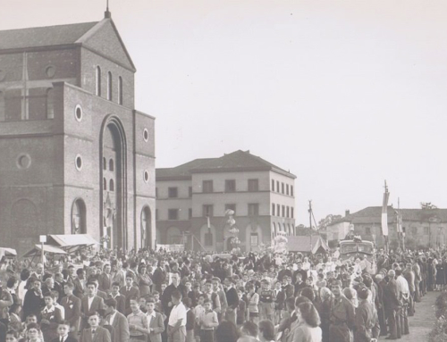 2 maggio solennità  della dedicazione del Santuario
