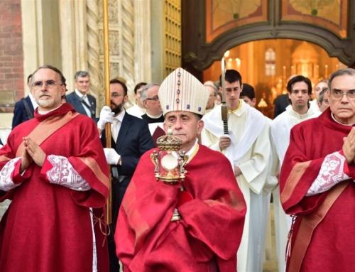 Corpus Domini: Dio in noi
