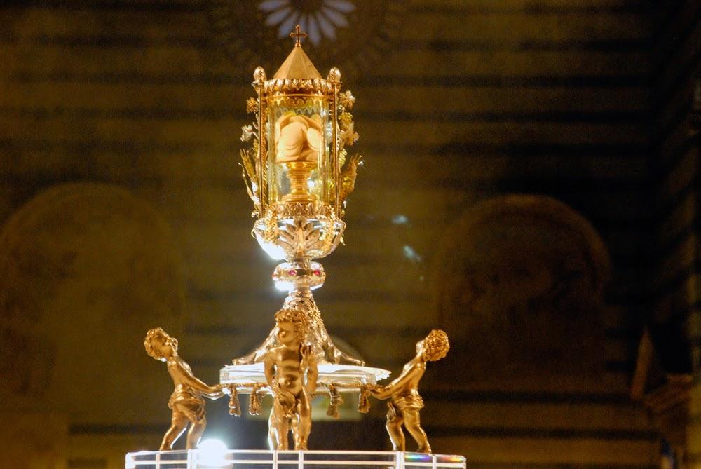 Il Miracolo Eucaristico di Siena