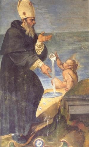 Sant'Agostino e la Trinità