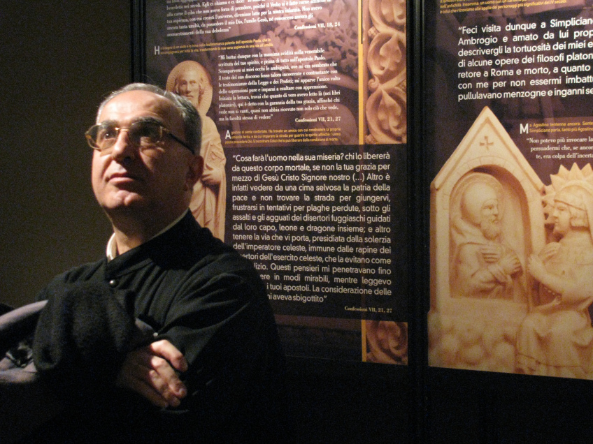 padre Giustino Casciano è il nuovo priore Provinciale degli Agostiniani in Italia