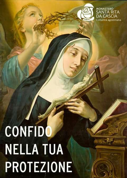 Preghiera a Santa Rita nel tempo del Coronavirus
