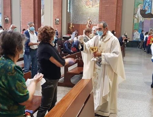 Orari Sante Messe giugno 2020