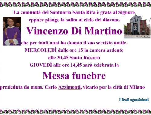 Funerale di Vincenzo di Martino